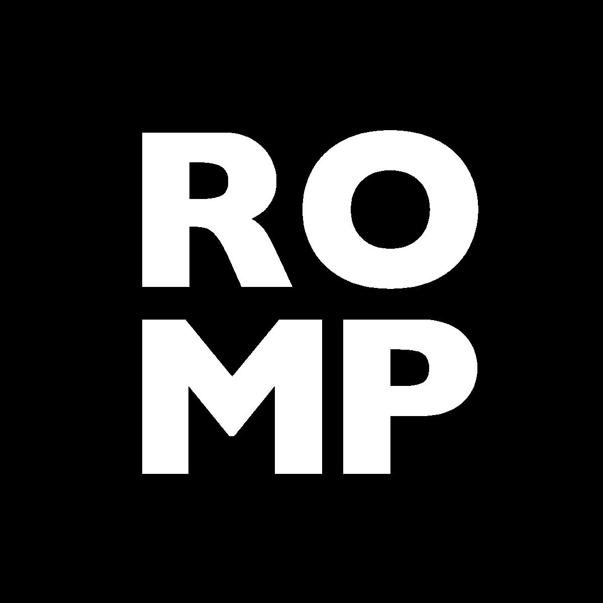 Romp Logo - Spectrum Boutique